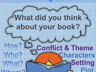 Reading Comprehension Critical Thinking Activities