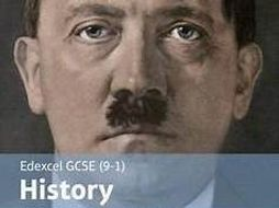 Edexcel 9-1 Weimar and Nazi Germany Exam Question Exemplars - Grades 4/5 & 9