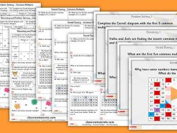 Year 6 Common Multiples Autumn Block 2 Step 10 Lesson Pack