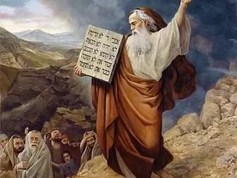 Judaism Covenants: Abraham, Moses, Ten Commandments GCSE