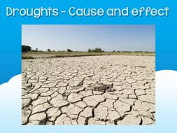 Drought - Cause and effect (Complete lesson)