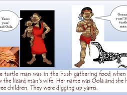 Aboriginal Story-Wayamba the Turtle