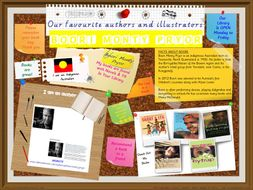 Library Poster - Boori Monty Pryor Indigenous Australian Author
