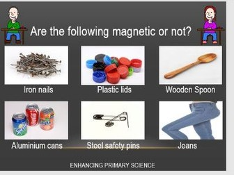 MAGNETS AND THEIR PROPERTIES