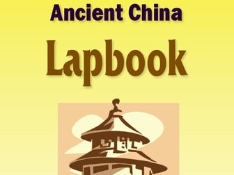 Ancient China Lapbook