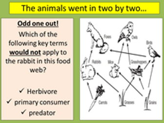 AQA GCSE Science B7 REVISION (Ecology)