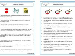 Year 5 Maths Worksheets Pack