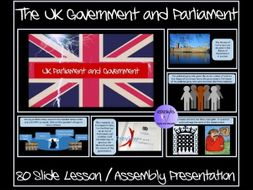 UK Parliament and Government Presentation