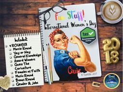 Tutor Time: Women Quiz Tutor Time