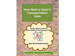 Real World Math - How Math is Used in Transportation Careers