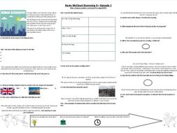 9-1 - Geography - Kevin McCloud: Slumming It - Episode 2 - Supporting Worksheet