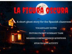 Spanish Ghost Story & Activities