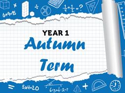Year 1 - Full Autumn Term