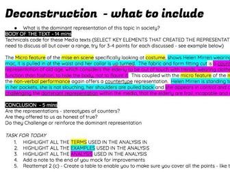 visual text analysis example