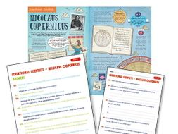 Year 5 Space: Historical scientist