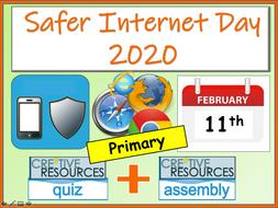 Safer Internet Day - Primary Schools
