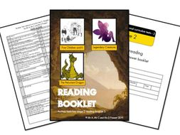 SATs-Style English Reading Paper Key Stage 2 - Archaic Texts (PACK 2)