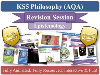 Innatism ( AQA Philosophy ) Epistemology - Revision Session AS / A2 - Reason - Leibniz - Plato