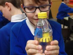 Make Cartesian Divers: Materials & Forces STEM