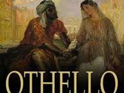 SHAKESPEARE'S OTHELLO - COMPARING THE LANGUAGE USED BY KEY CHARACTERS. FOCUS ON JEALOUSY. KS3 & 4.