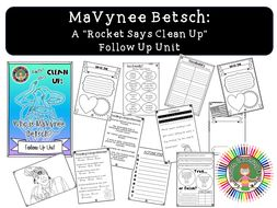 "MaVynee Betsch - ""Rocket Says Clean Up"" Follow On Unit"