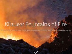 Exploring Kilauea