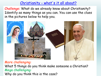 Christianity Introduction