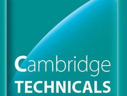 OCR Cambridge Technicals 2016 Unit 1 Full Delivery (Presentations & Worksheets)