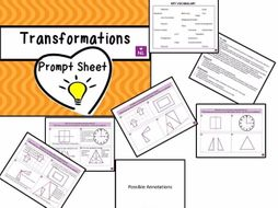 Transformations Prompt Sheet