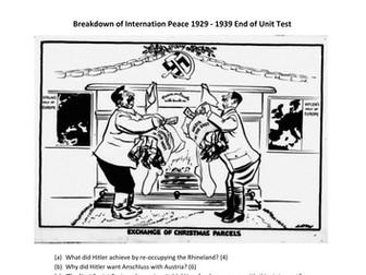 IGCSE History Assessments