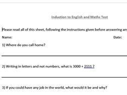 Pay Attention Starter Quiz
