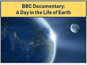 Day in the Life of Earth