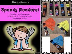 Speedy Readers
