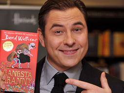 Writing a biography of a famous person- David Walliams. Complete Unit of Work with FREE reading test.