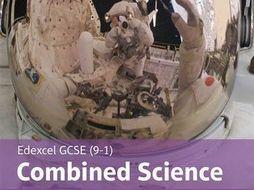 EDEXCEL GCSE Combined Chemistry 9-1 - Topic CC1-17
