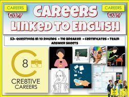 Careers in English Quiz