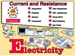 Current Electricity - Does the Resistance in a Circuit Affect Current? Why? KS3