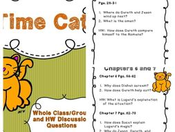 Time Cat Discussion Questions