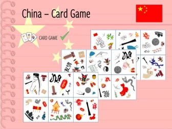 China - Card Game