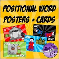 positional words by mrsamy123 teaching resources tes