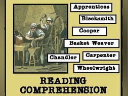 Colonial Craftsmen: Reading Passages and Comprehension Questions, Part 2
