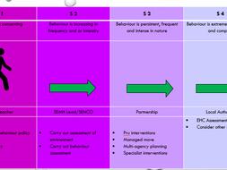 SEND stage system- support for SENCOS