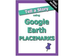 Story Telling with Google Earth Placemarks (MAC)