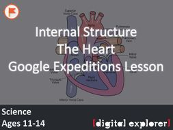 The Heart - Internal Structure #GoogleExpeditions Lesson