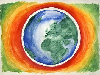 Climate Change Week - What is it,  The Causes, The Consequences,  How to help + Colouring Book