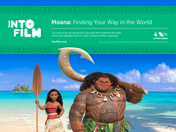 Moana: Finding Your Way in the World