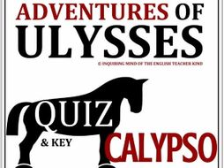 The Adventures of Ulysses Quiz (Calypso)