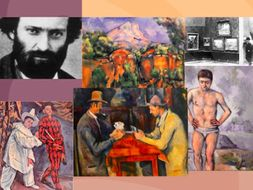 Paul Cézanne ~ Art History ~ Post Impress ~ Modern Art ~ Art ~ 193 Slides ~ Public Domain