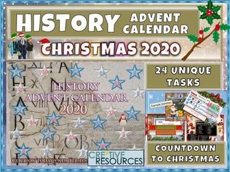 Advent Calendar History