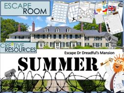 Summer Escape Room